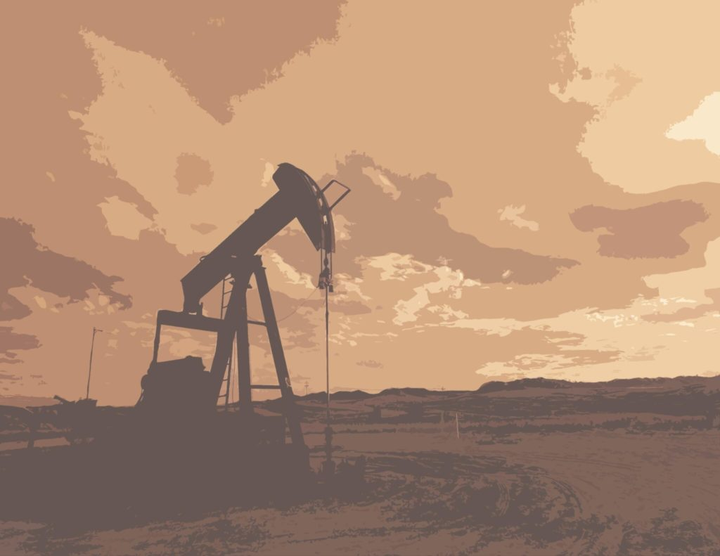 financial services firms discuss ESG factors and oil investments