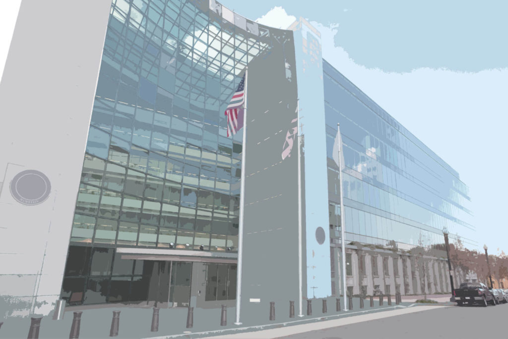 Financial building after Jay Clayton leaves the SEC